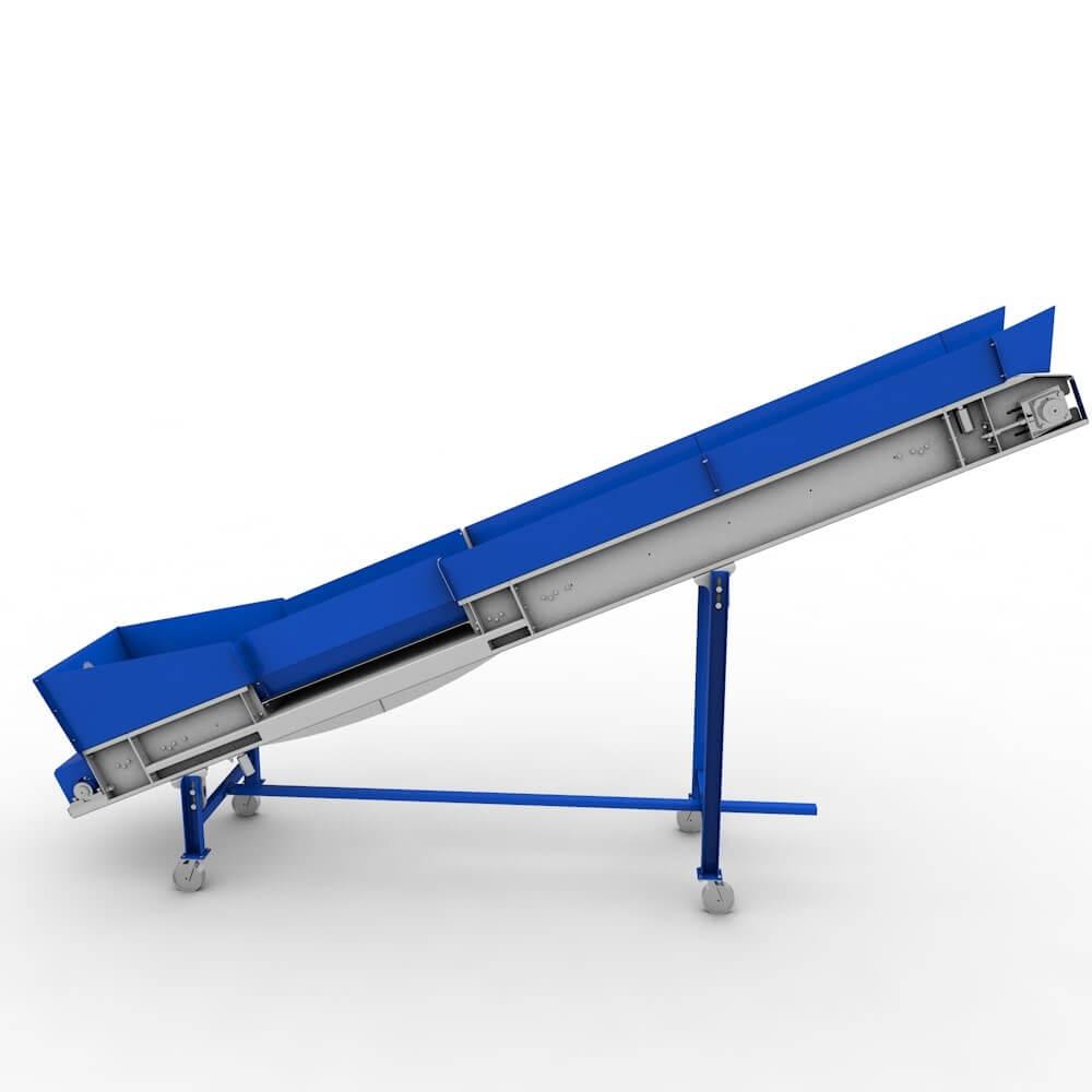 Комплектующие ленточный транспортер конвейер спиральный купить