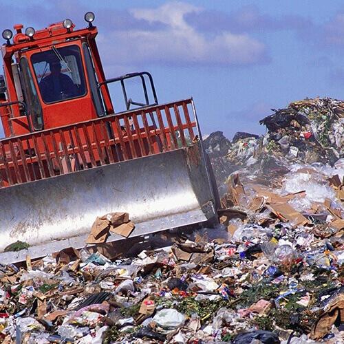 В 2019 году в России будет построено 50 заводов по сортировке мусора.