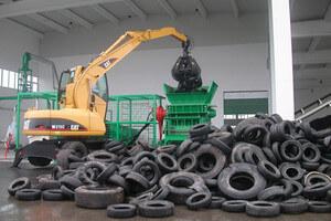оборудования для переработки шин