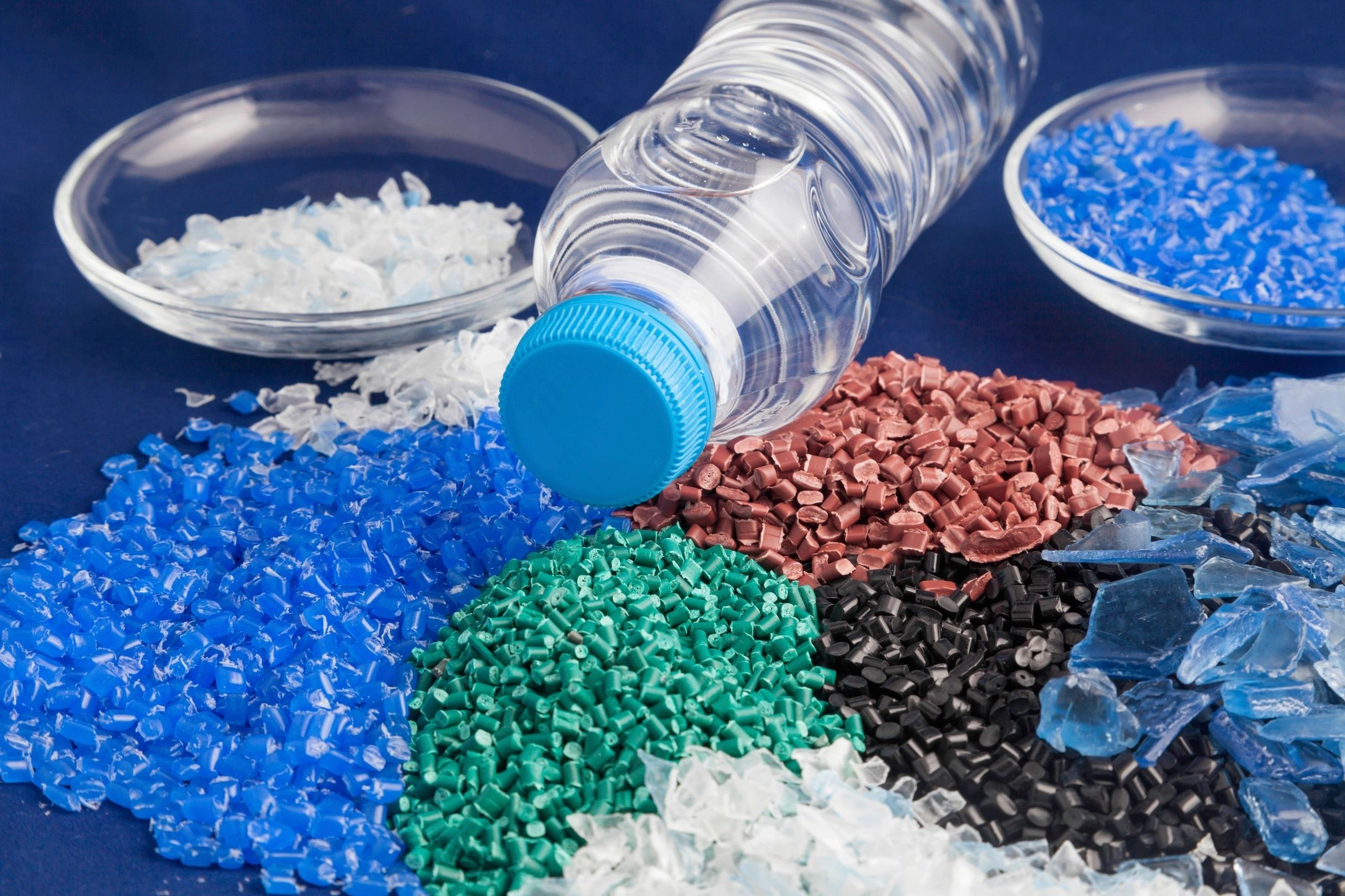 Переработка пластика как способ утилизации полимерных отходов